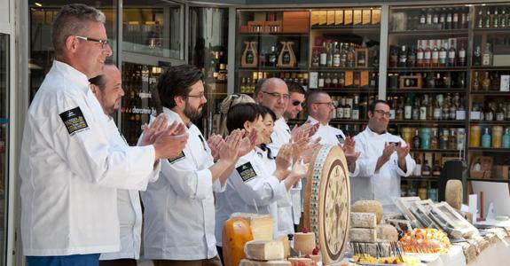 Concours du meilleur fromager du monde 2015, les retrouvailles à Tours