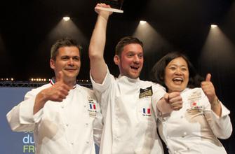 Un Français élu meilleur fromager du Monde 2015, à Tours!