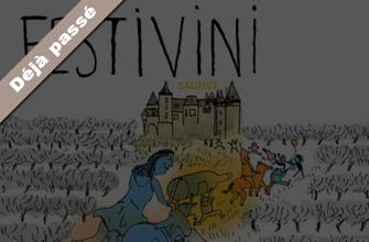 Festivini n°5: festival des vins au Pays de la Loire