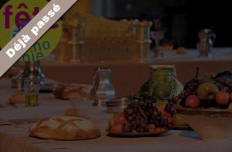 La Fête de la gastronomie se fait médiévale au château de Langeais