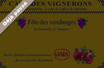 Montlouis: la Cave des vignerons fête les vendanges