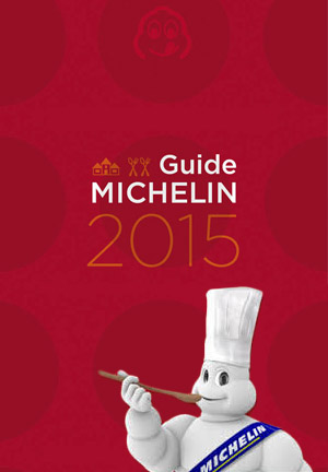 Guide Michelin 2015 : coup de massue pour la Touraine !