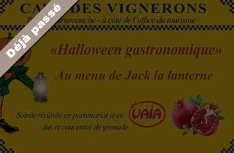 Montlouis: la Cave des vignerons fête Halloween