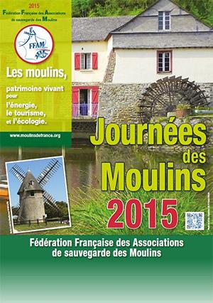 Journée portes ouvertes des moulins du Val-de-Loire