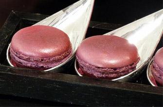 Des macarons... au saint-nicolas-de-bourgueil !