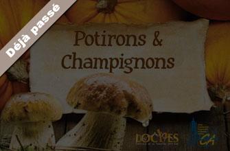 Loches met à l'honneur les bons produits de l'automne