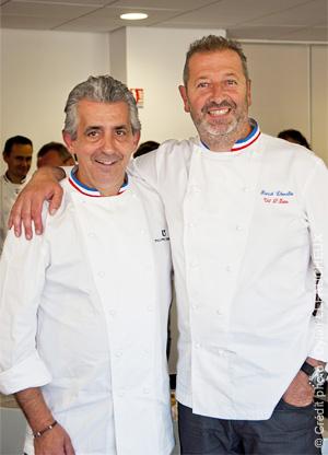 Le concours des Meilleurs ouvriers de France pâtisserie-confiserie