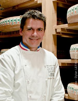 Rodolphe Le Meunier, la crème des fromagers