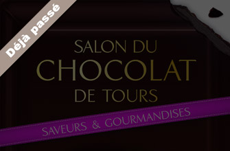 Salon du chocolat 2015 à Tours : 3 jours de gourmandise(s)