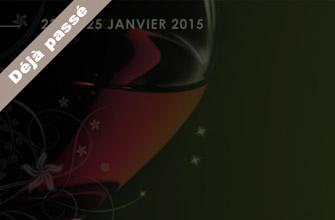 Salon des vins de France à Tours