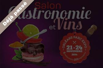 Orléans fête la gastronomie et les vins