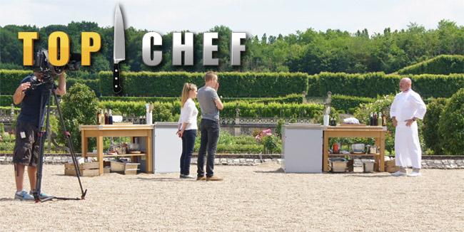 Objectif Top Chef: Philippe Etchebest pose ses valises dans le Val de Loire!