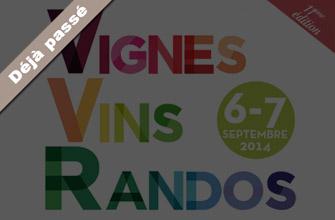 Vignes, vins et randos: c'est parti pour la 11e édition!
